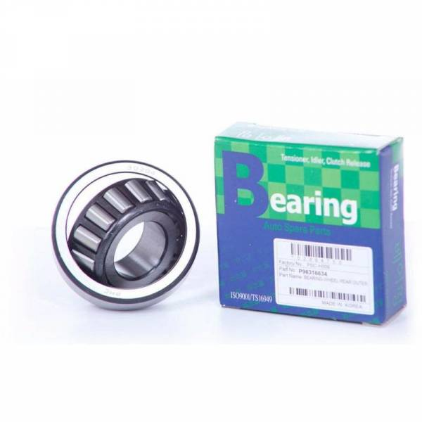 Korean Parts - New OEM External Rear Wheel Bearing for Chevy Chevrolet Spark Part: 96316634