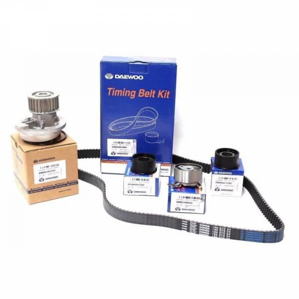 DAEWOO - New OEM Timing Belt Kit for Suzuki Reno, Forenza 82001006