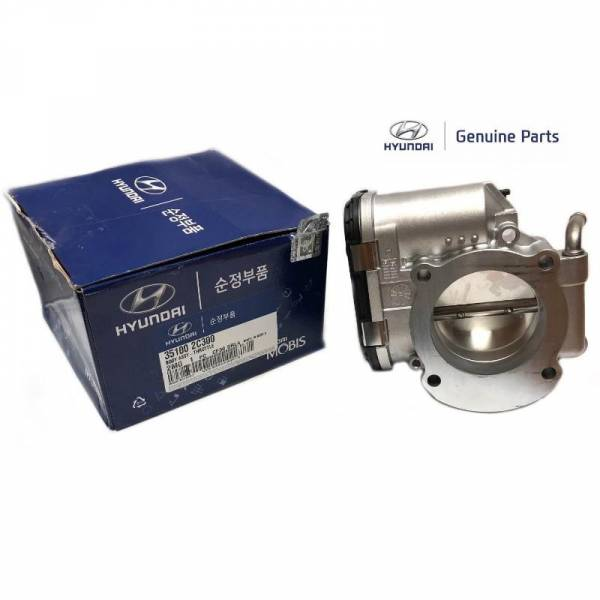 MOBIS - New  NEW Throttle Body for Hyundai Genesis Coupe 2.0L  35100-2C300