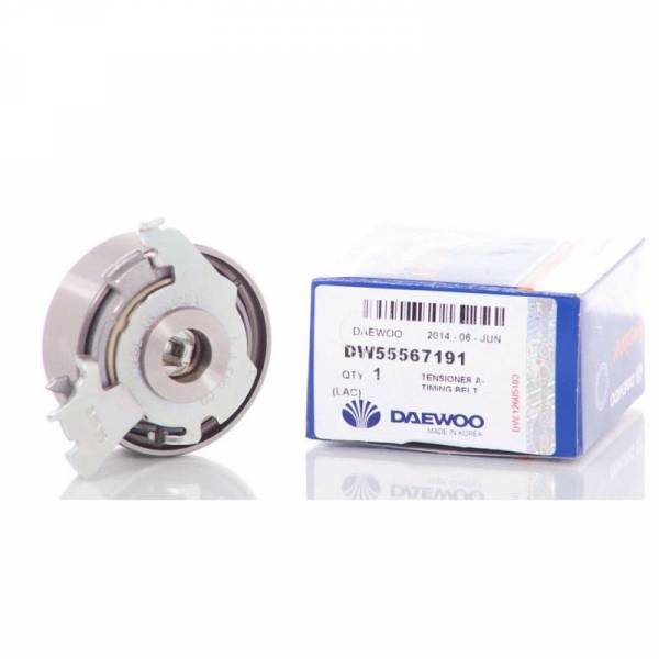DAEWOO - New OEM Timing Belt Tensioner for Chevy Chevrolet Optra Design Part: 55567191
