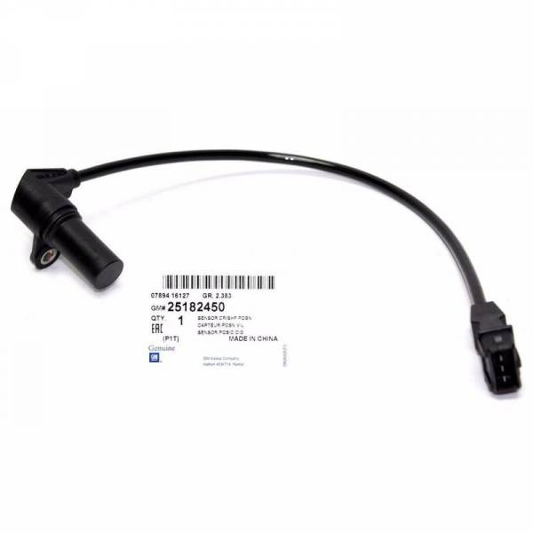 GM - New OEM 04-05 Chevrolet Aveo 1.6L Crankshaft Position Sensor OEM