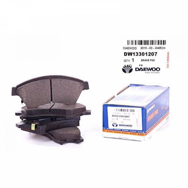 DAEWOO - New FRONT Brake Pad Set Fit Chevy Cruze Sonic Camaro Cadillac