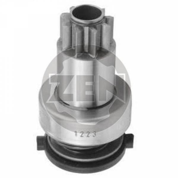 ZEN - New Bendix Starter Drive For V.W Gol 2005 9 T #1223 - 54-91123