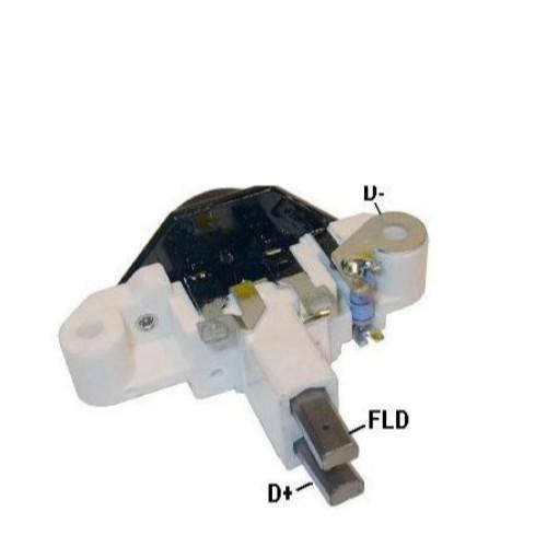 Transpo - New Alternator Regulator for MERCEDES BENZ Y V.W 12V P, 13710 - IB387