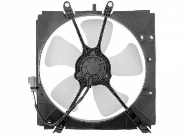 DTS - New Cooling Fan Assembly for Toyota Corolla 1993-1997 - 16711-15270