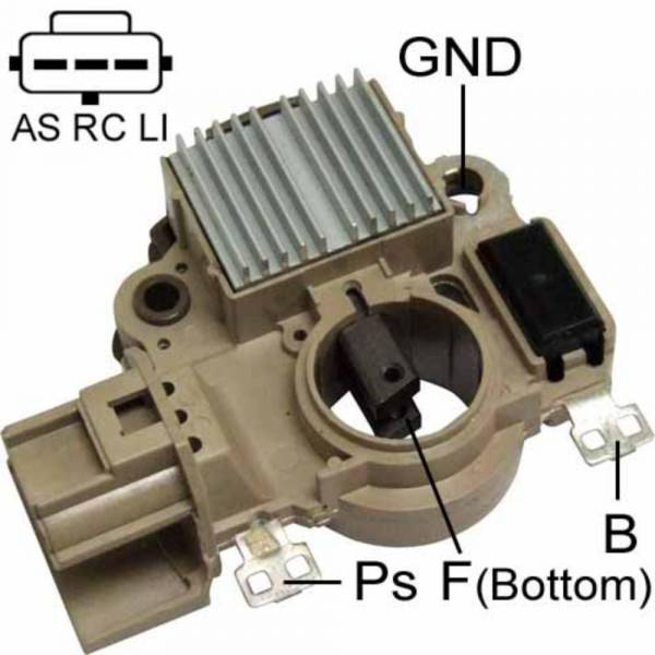 Transpo - New Alternator Regulator for FORD TRITON C, MITSUBISHI - IM-503