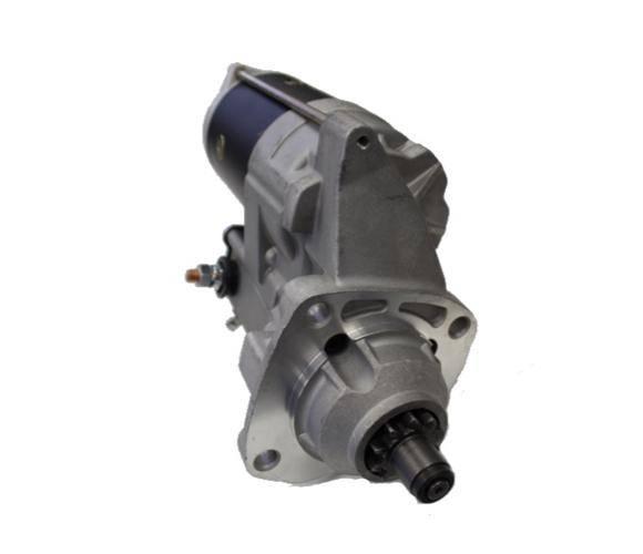 DTS - New Starter Motor for Industrial Truck John Deere 2H 24V 10T - 18452