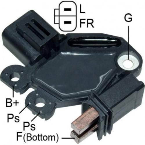 Transpo - New Alternator Regulator for KIA CARENS 1600,PRO CEED, SOUL 07-12 - M611