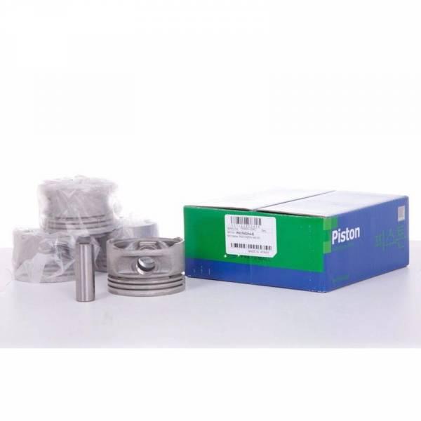 Korean Parts - New OEM Piston Set Kit for Chevy Chevrolet Gm Aveo 1.5 0.20 Part: 93740214s