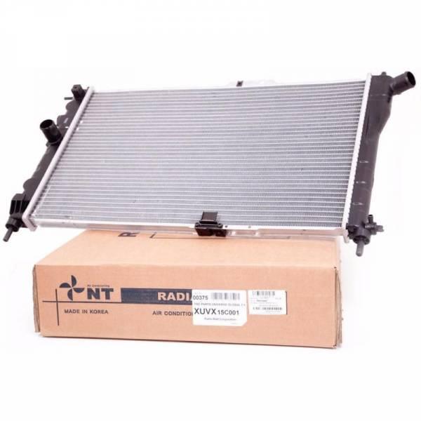 Korean Parts - New OEM Radiator for Daewoo Cielo Manual Part:96144847n