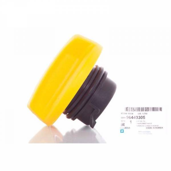 GM - New OEM Oil Filter Cap for Chevy Chevrolet Optra Design