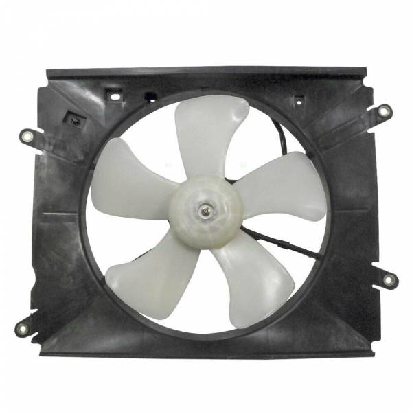 DTS - New Engine Cooling Fan Assembly for Toyota Camry 1992-1996 - 16363-11020
