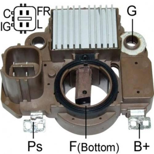 Transpo - New Alternator Regulator for HONDA FIT 1.5LTS 2007, 2008 - IM582