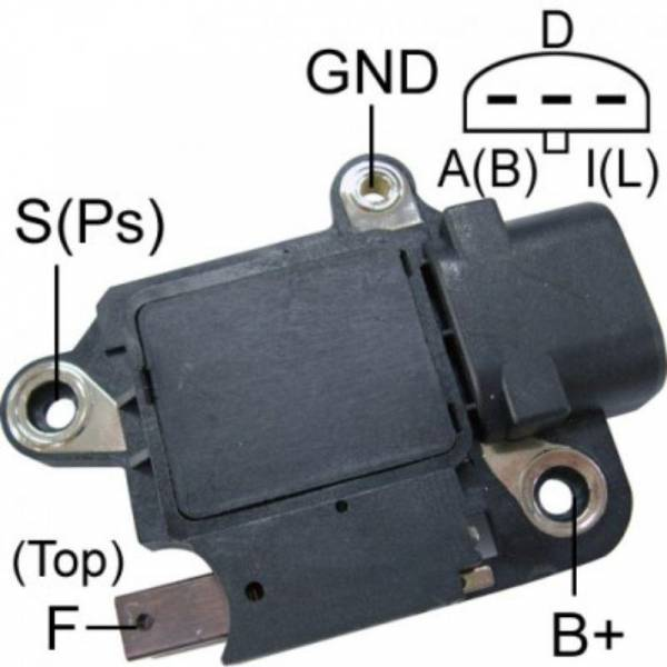 Transpo - New Alternator Regulator for 4G EXPLORER - F796