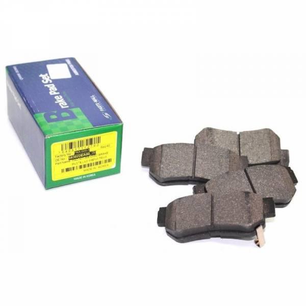Korean Parts - New OEM 58302-2EA00 Disc Brake Pad