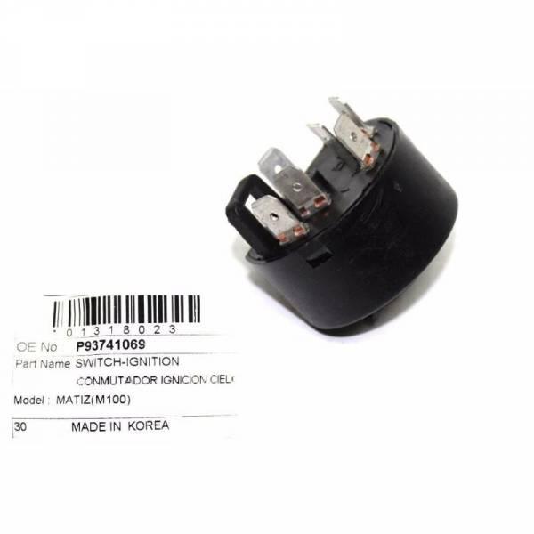 Korean Parts - New OEM NEW ignition switch 93741069 for Daewoo MATIZ SPARK CIELO NEXIA ( 6 PIN)