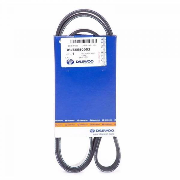 DONGIL - New OEM NEW Serpentine Belt 2521237162 fits Hyundai Santa Fe Sonata 2.7 3.3