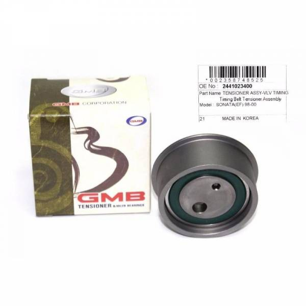 GMB - New OEM GMB For Hyundai Kia 24410-23400 Engine Timing Belt Tensioner 24410-23400