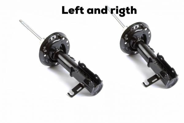 Korean Parts - New OEM Suspension Strut Assembly Pair fits 11-15 Chevrolet Cruze 13331987