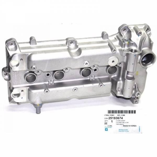 GM - New OEM Genuine Cover valve SPARK 25193674