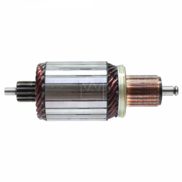 DTS - Armature For Bosch 12V 16 Splines - 61-9163