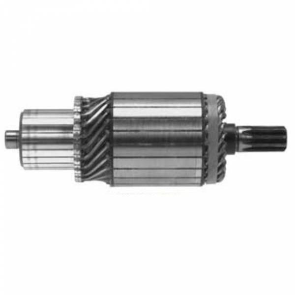 DTS - New Starter Armature For Isuzu 24V 9 Splines P Str6165 - 61-8314