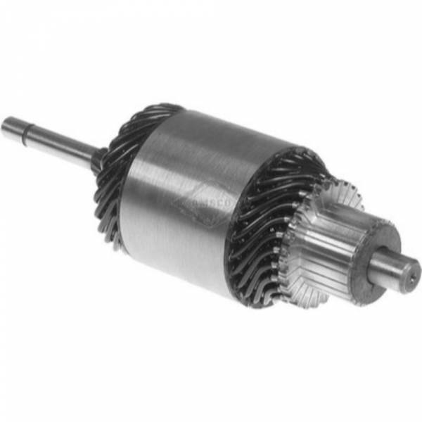DTS - New Starter Armature For Lucas M50 Ford Tractor Str 26246 - 61-9202