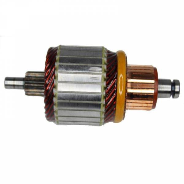 DTS - New Starter Armature for Bosch Toyota Corolla