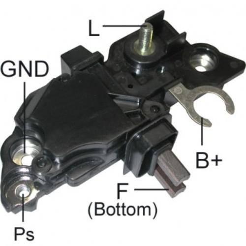 Transpo - New Alternator Regulator for MERCEDES SPRINTER - IB248