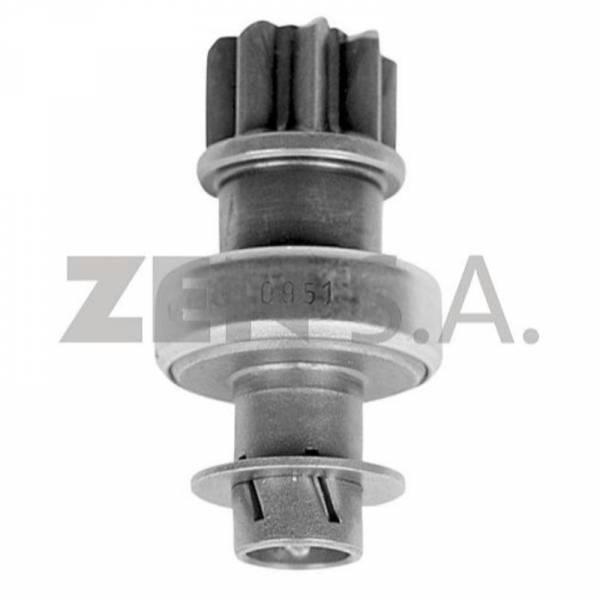 ZEN - New Bendix Starter Drive For Super Cy 8 Tooth Nipondenso **