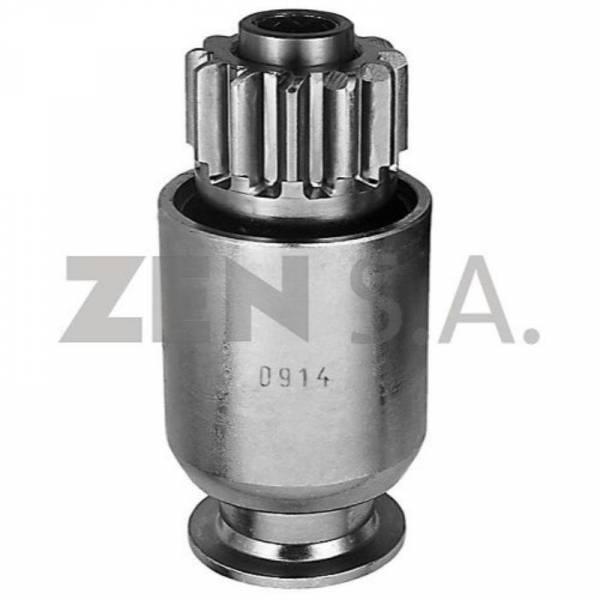 ZEN - New Bendix Starter Drive For 40Mt,42Mt 12T Ccw **