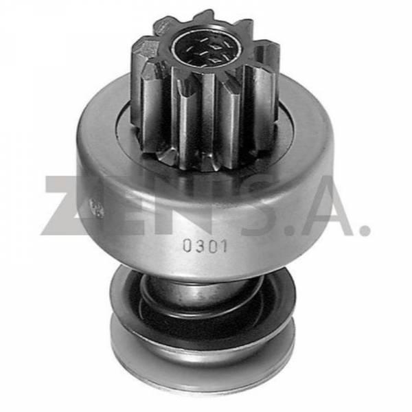 ZEN - New Bendix Starter Drive For Fiat Iveco 13517 Bosch 9D Y 2.006.209.492
