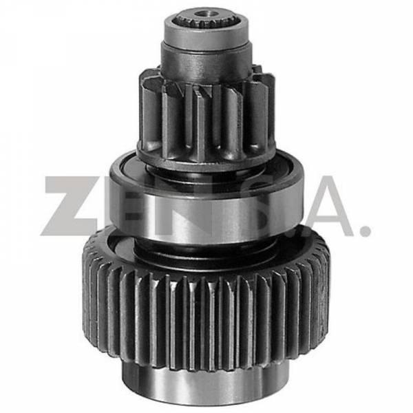 ZEN - New Bendix Starter Drive For Reduccion 11 Tooth 1.4 Kw Osgr **