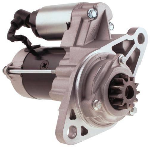 DTS - New Starter Motor for Isuzu NPR N.P.R Truck 24V S25-163 - 18960