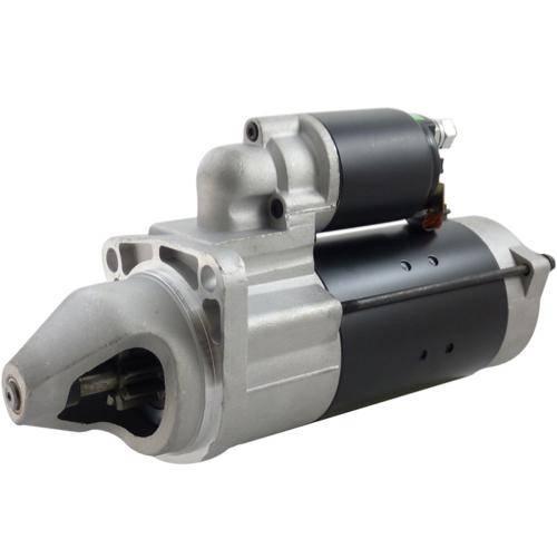 DTS - New Starter Motor for Volvo KHD Engine F3L912 F4L912 F5L912