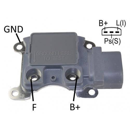 Transpo - New Alternator Regulator for FORD BRONCO 3G - F794