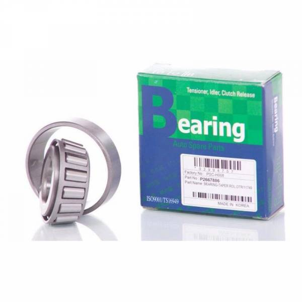 Korean Parts - New OEM Rear Wheel Bearing for Daewoo Cielo Part: 2667886