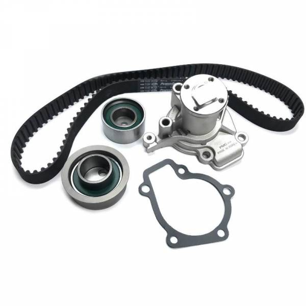 Korean Parts - New OEM Timing Belt Kit with Water Pump Fit Tucson Elantra 2.0 DOHC