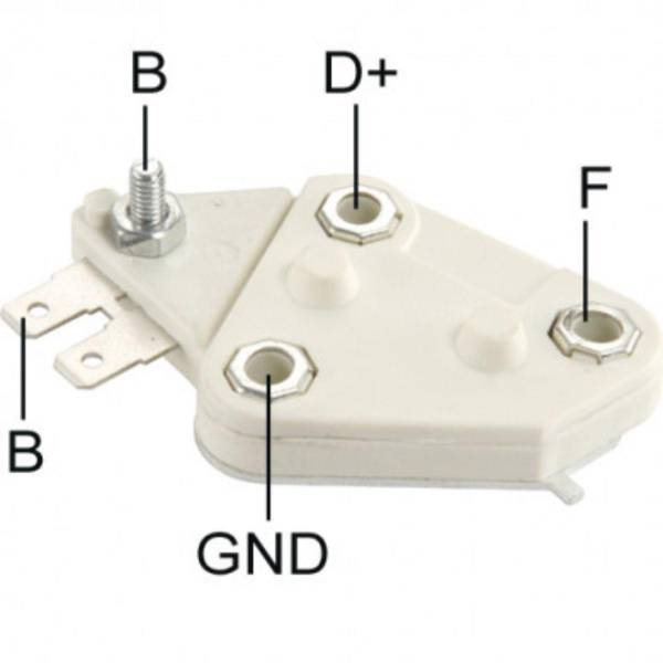 Transpo - New Alternator Regulator for 27SI 24V  - D30