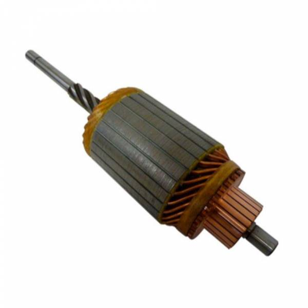 DTS - New Starter Armature For 30Mt - 61-114