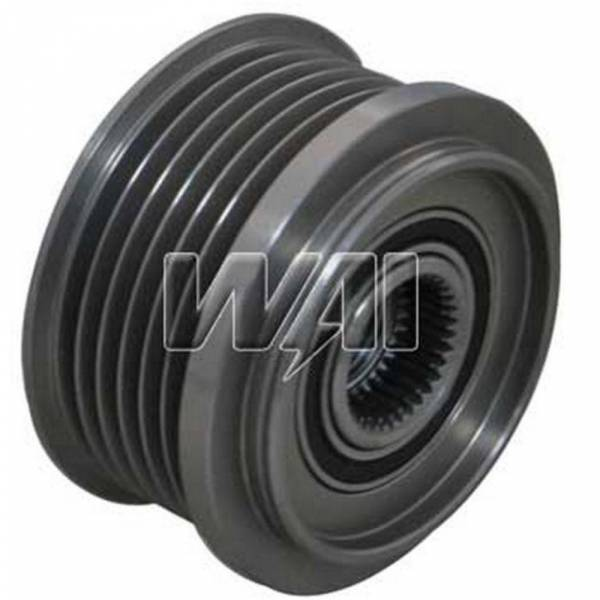 DTS - New Alternator Clutch Pulley for ALT MAZDA 6 - 6 GROOVE