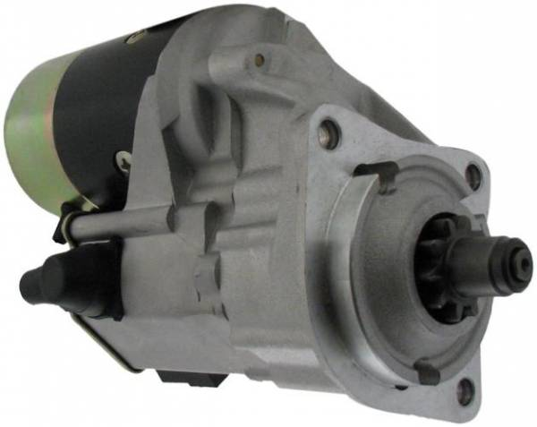 DTS - New Starter for Caterpillar Backhoe Loader Perkins Engine - 17418