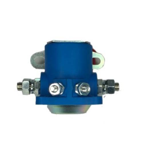 DTS - New Starter Car Truck & Marine Solenoid Relay For Ford 12V Heavyduty Sw3 - Blue