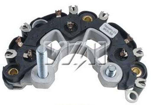 Transpo - New Alternator Rectifier for Dodge RAM 2007 5.9L 136AMP - IBR256