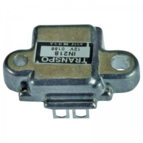 Transpo - New Alternator Regulator for ISUZU DIESEL 12V 6CYL. - IN218