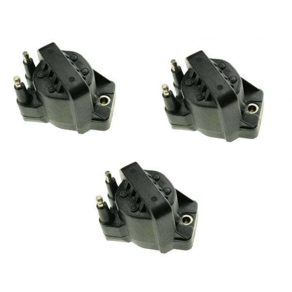 DTS - Set of 3 Ignition Coil for Cadillac Buick Chevrolet Oldsmobile Pontiac - DR39