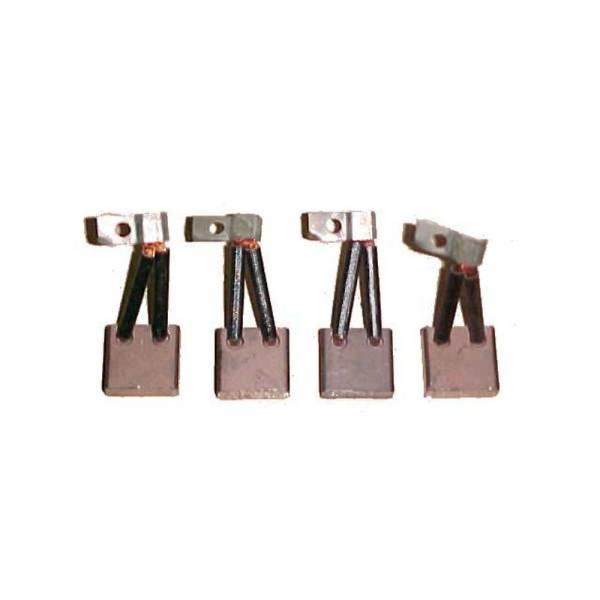 DTS - New Starter Brush Kit For Arr Iveco Bosch 358, 359, 365 Usa 4 Brushes - Mk132