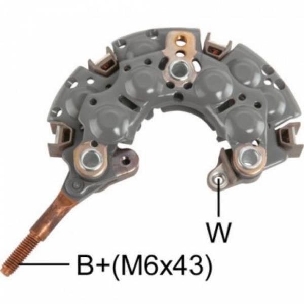 Transpo - New Alternator Rectifier for TOYOTA CELICA Y HONDA ACCORD & 4.5 - INR402P