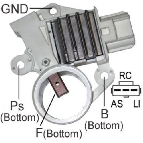 Transpo - New Alternator Regulator for FORD FOCUS FX4, WINDSTAR 6G - F601