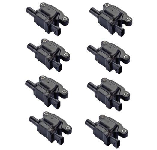 DTS - Set of 8 Ignition Coil for Chevrolet Silverado GM GMC D510C UF413 12570616